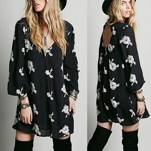 Free People Dresses - Free People Embroidered Dress